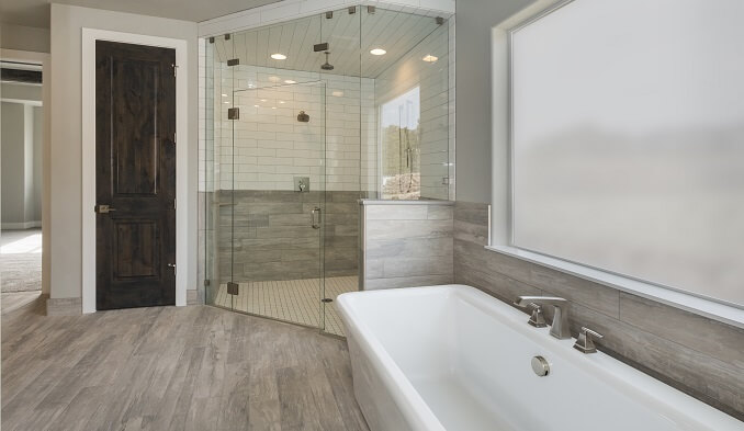 bathroom remodel in denver, co