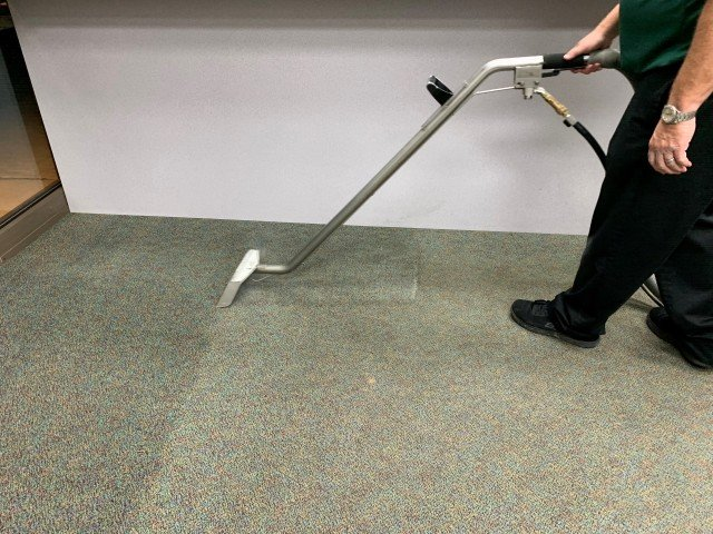 commercial cleaning services in Dallas, TX